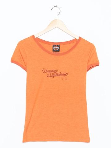 Harley Davidson Top & Shirt in XS in Orange