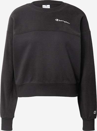 Champion Authentic Athletic Apparel Sweatshirt in de kleur Zwart, Productweergave