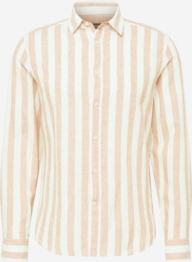 J.Lindeberg Риза в бежово / бяло, Преглед на продукта
