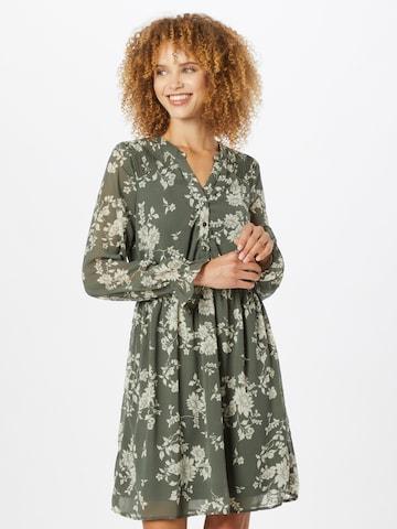 Rochie tip bluză 'Mia' de la VERO MODA pe verde