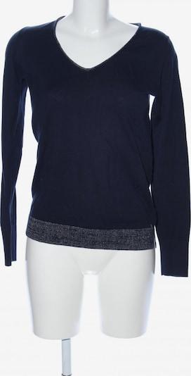 DELICATELOVE V-Ausschnitt-Pullover in S in schwarz, Produktansicht
