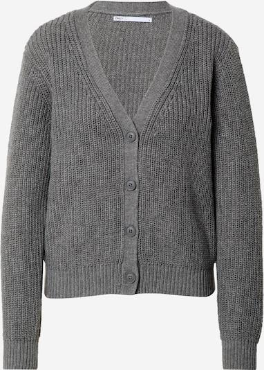 ONLY Knit cardigan 'SOOKIE MELTON' in Dark grey, Item view