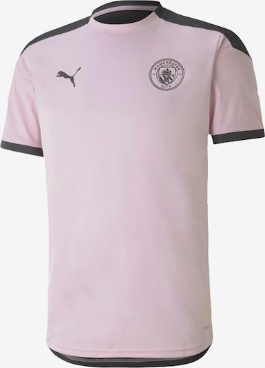 PUMA Functioneel shirt 'Manchester City' in de kleur Rosa / Zwart, Productweergave