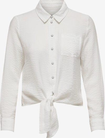 ONLY Blūze 'Dani', krāsa - balts, Preces skats