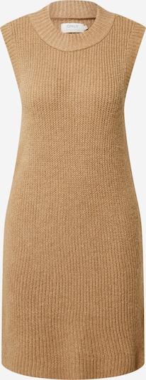 ONLY Jersey 'Cora' en marrón, Vista del producto