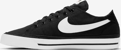 Nike Sportswear Sneaker 'Court Legacy' in schwarz / weiß, Produktansicht