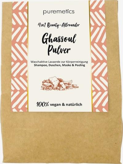 puremetics Body Peeling 'Ghassoul-Pulver' in White, Item view