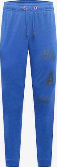 UNDER ARMOUR Pantalon de sport 'Rival Terry' en bleu / noir, Vue avec produit