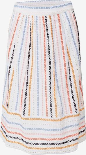 ESPRIT Rok in de kleur Gemengde kleuren / Wit, Productweergave