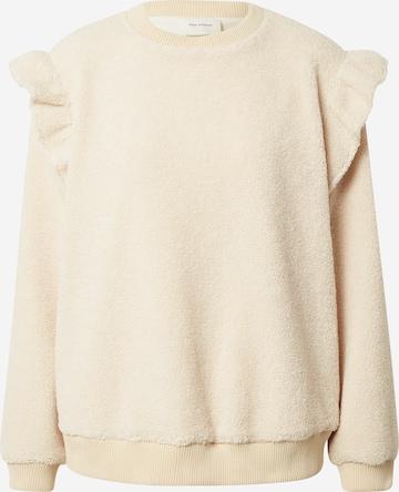Bluză de molton de la Sofie Schnoor pe alb