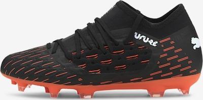PUMA Fußballschuh in dunkelorange / schwarz, Produktansicht