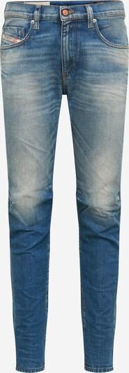 DIESEL Džinsi 'D-STRUKT-A' zils džinss, Preces skats
