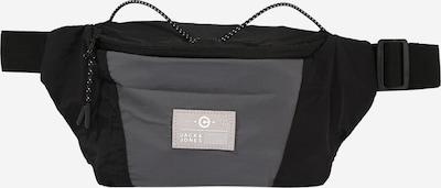 JACK & JONES Чанта за кръста 'GORDON' в сиво / черно, Преглед на продукта