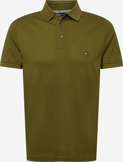 TOMMY HILFIGER Shirt in de kleur Olijfgroen, Productweergave