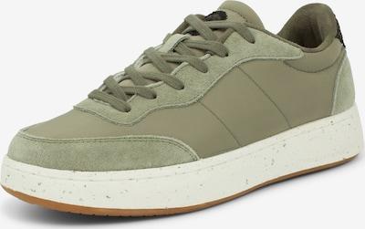 WODEN Sneakers laag 'May' in de kleur Kaki / Zwart / Wit, Productweergave