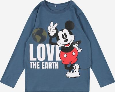 NAME IT Shirt in taubenblau / mischfarben, Produktansicht