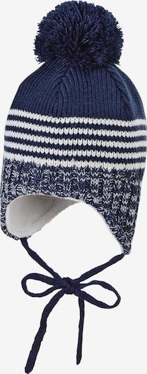 STERNTALER Cepure tumši zils / balts, Preces skats