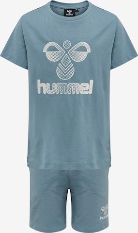 Set Hummel en bleu