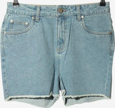 ADPT. High-Waist-Shorts in M in blau, Produktansicht