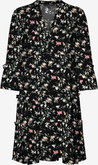 VERO MODA Minikleid in creme / gelb / tanne / rosa / schwarz, Produktansicht