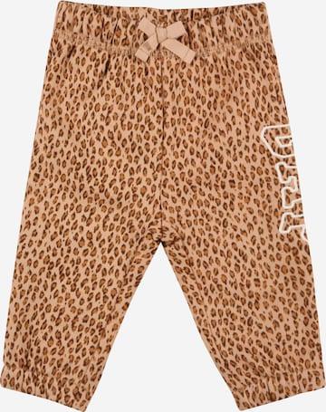 GAP Püksid, värv pruun