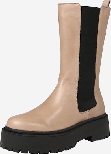 Bianco Støvler 'BIADEB' i brun / sort, Produktvisning