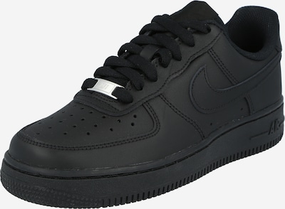 Nike Sportswear Sneakers low 'Force 1 '07' in Black, Item view