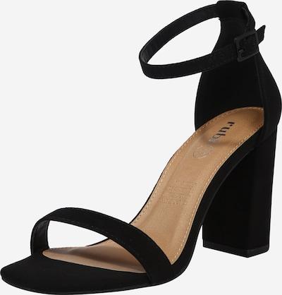 rubi Strap sandal in black, Item view