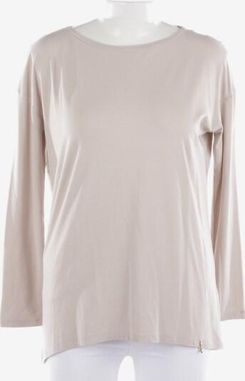 PATRIZIA PEPE Langarmshirt in S in grau, Produktansicht