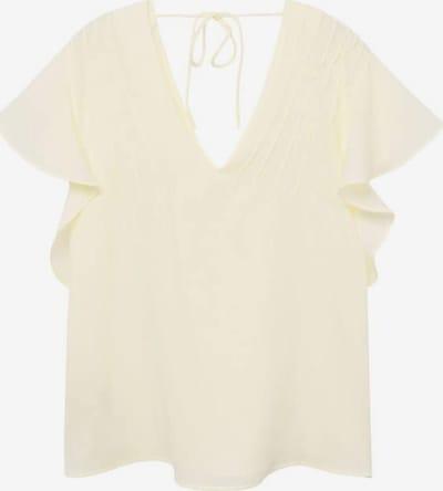 MANGO Блуза 'Pleamar' в жълто, Преглед на продукта