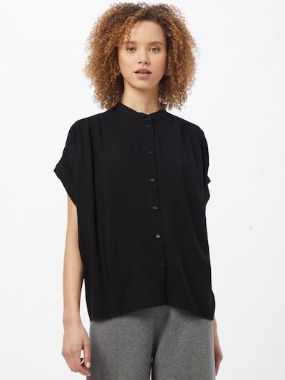 VERO MODA Blus 'Nads' i svart, På modell