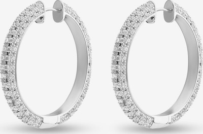 JETTE JETTE Damen-Creolen 925er Silber 288 Zirkonia ' ' in silber, Produktansicht