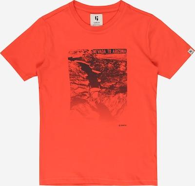 Maglietta 'B13601' GARCIA di colore rosso / nero, Visualizzazione prodotti