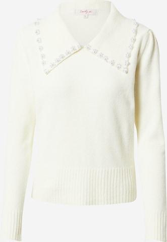 Derhy Pullover in Beige