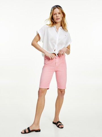 TOMMY HILFIGER Jeans 'Venice' in Pink