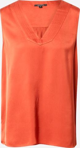 COMMA Blouse in Oranje