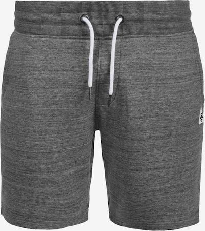 BLEND Shorts 'Henno' in grau, Produktansicht
