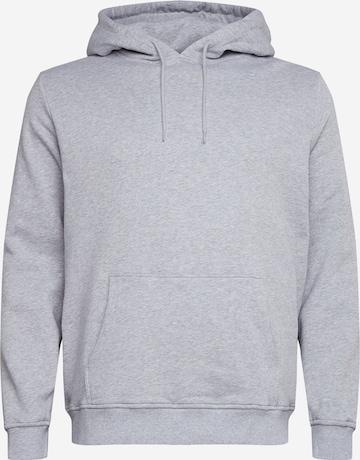 Urban Classics Big & Tall Sweatshirt in Grau