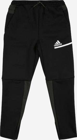 ADIDAS PERFORMANCE Sportske hlače u maslinasta / crna, Pregled proizvoda