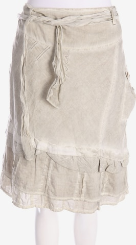 SURE Skirt in XXL in Beige