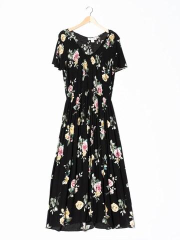 S.L. Fashion Dress in L-XL in Black