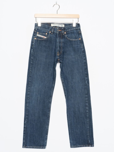 DIESEL Jeans in 30/29 in blue denim, Produktansicht