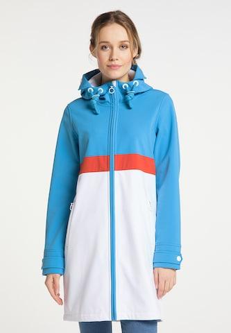 DreiMaster Maritim Raincoat in Blue