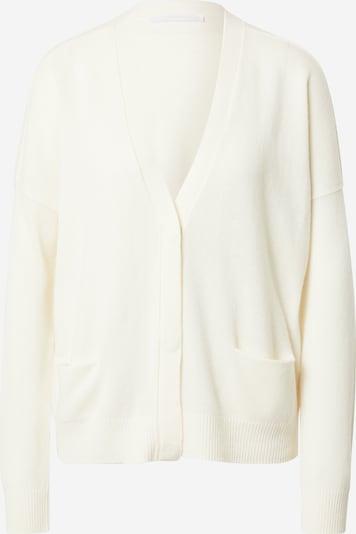 BOSS Плетена жилетка 'Fabula' в бяло, Преглед на продукта