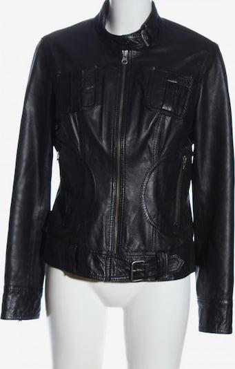 ROCKGEWITTER Kunstlederjacke in M in schwarz, Produktansicht