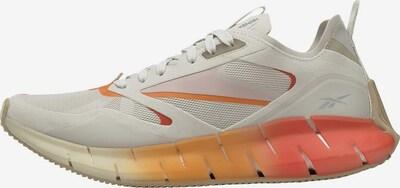 Reebok Classic Sneaker 'ZIG KINETICA HORIZON' in orange / weiß: Frontalansicht
