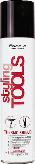 Fanola Hitzeschutzspray 'Thermo Shield' in rot / schwarz / weiß, Produktansicht