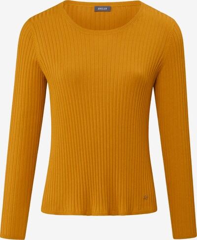Basler Pullover in gelb, Produktansicht