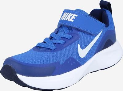 Nike Sportswear Baskets en marine / bleu roi / blanc, Vue avec produit