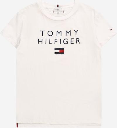 TOMMY HILFIGER Majica u mornarsko plava / crvena / bijela, Pregled proizvoda